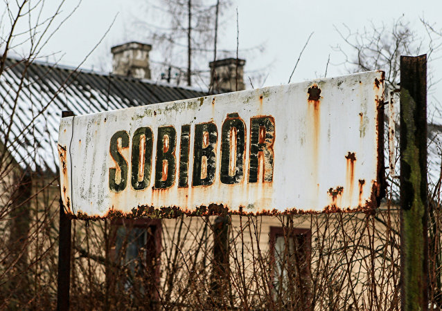 Nazi Sobibor Death Camp