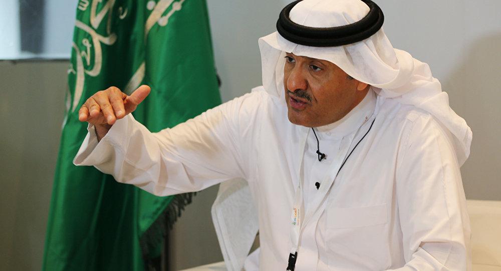 Prince Sultan bin Salman (File)