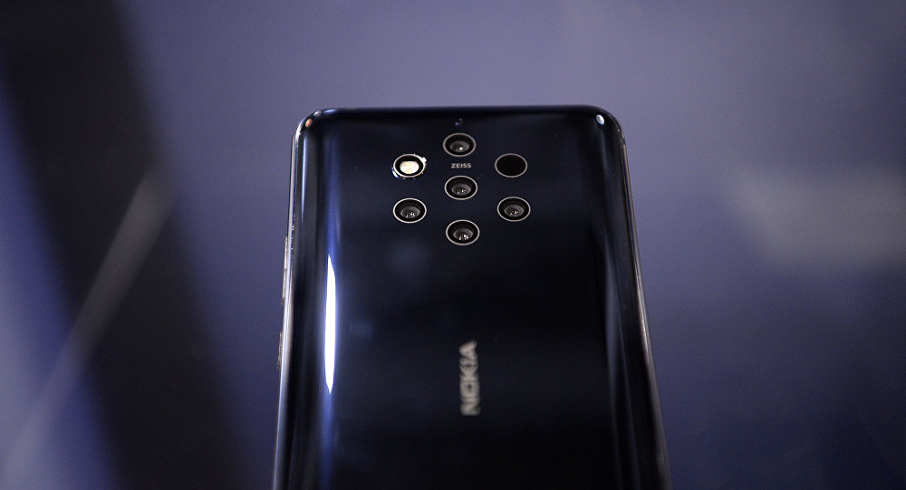 Fingerprint Scanner on Nokia's Top Phone Can Be Tricked With
