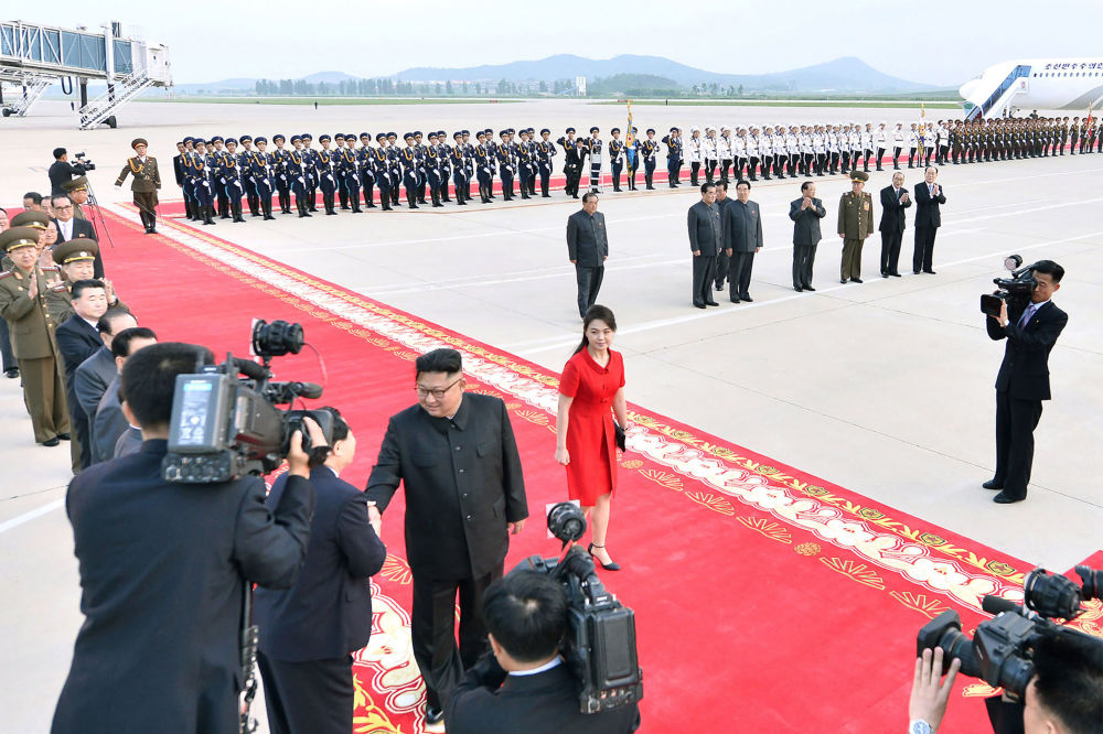 Cities and Countries Kim Jong Un Has Visited