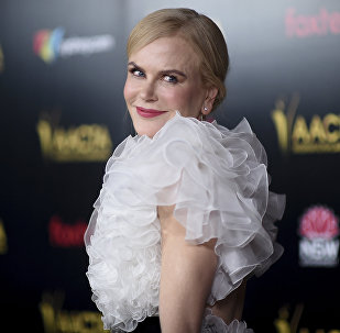Nicole Kidman attends the 8th Annual AACTA International Awards at the Mondrian Hotel on Friday, Jan. 4, 2019, in West Hollywood, Calif.