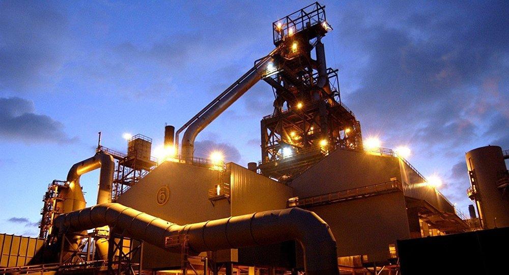 Tata Steelworks, Port Talbot