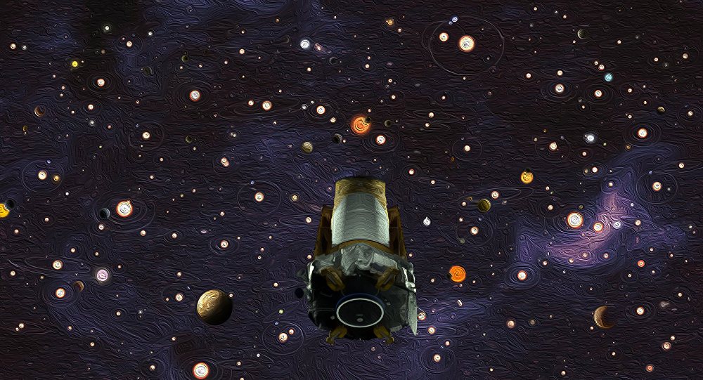 NASA's Kepler space telescope, shown in this artist's concept, revealed that there are more planets than stars in the Milky Way galaxy