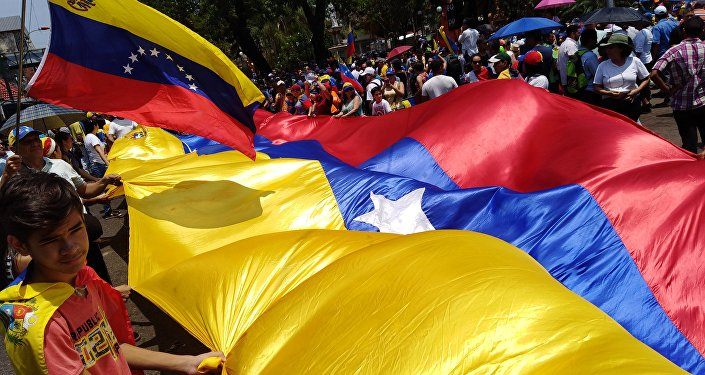 Backed group says it is ready to send political mission to Venezuela