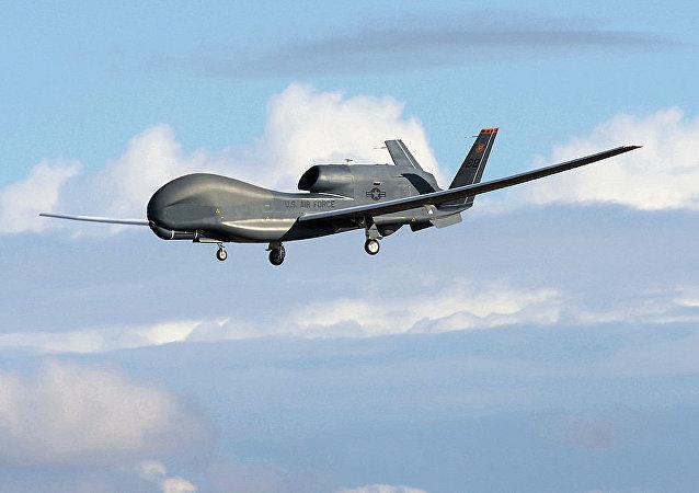 U.S. Air Force RQ-4 Global Hawk