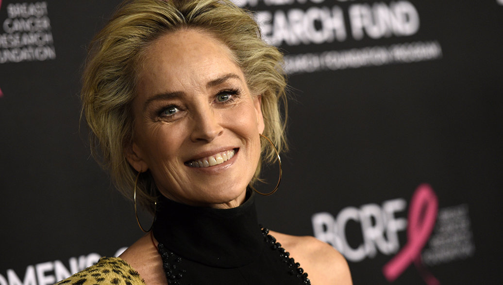 Sharon Stone Reveals Difference In Leadership Styles Of Donald Trump And Vladimir Putin Sputnik International