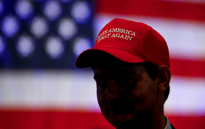MAGA Branded as 'Covert White Supremacy' at College Seminar in