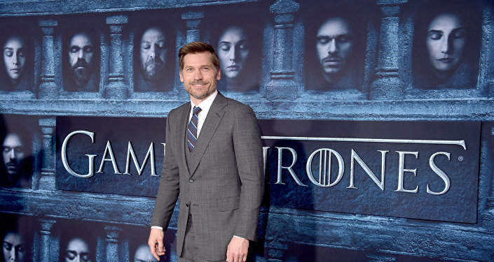 Actor Nikolaj Coster-Waldau attends the premiere of HBO's Game Of Thrones Season 6 at TCL Chinese Theatre on April 10, 2016 in Hollywood, California.