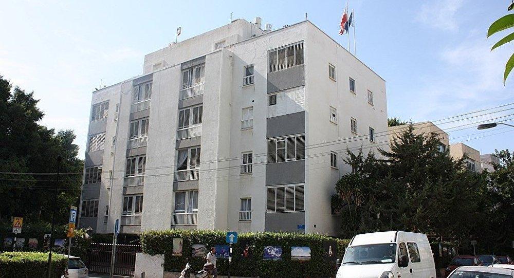 Polish Embassy in Tel Aviv, Israel