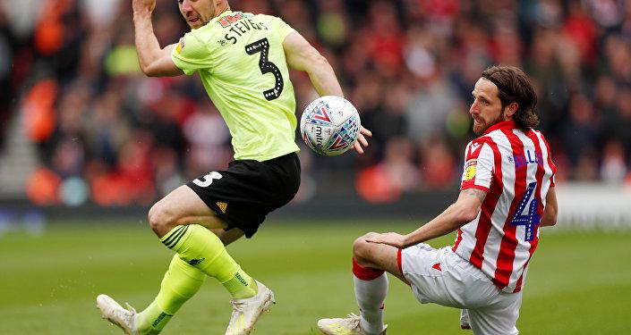Soccer Football - Championship - Stoke City v Sheffield United - bet365 Stadium, Stoke-on-Trent, Britain - May 5, 2019