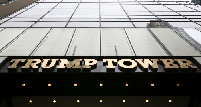 Trump Tower on 5th Avenue is pictured in the Manhattan borough of New York City, New York, US, April 18, 2019.