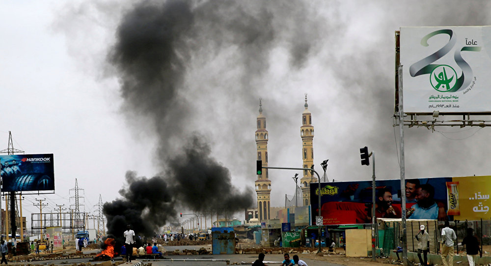 Sudan violence: 40 bodies pulled from Nile