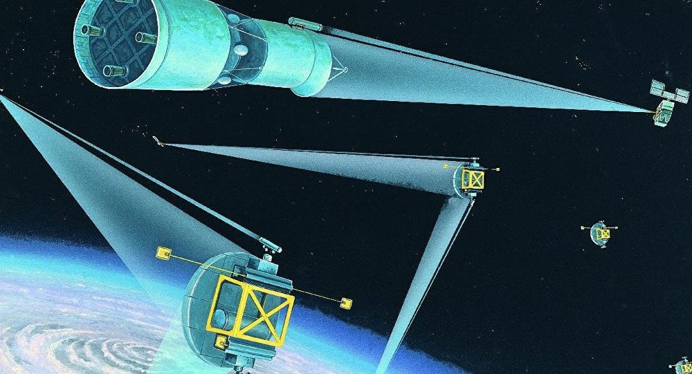 While publicly opposed to the US Strategic Defense Initiative, the Soviet Union forged ahead with research and development of land-, air-, and space-based ballistic missile defenses. The Soviets had already deployed and tested ground-based lasers