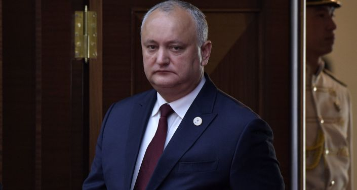 Time of Moldova's Good Relationship With Russia Over, Former President Dodon Says