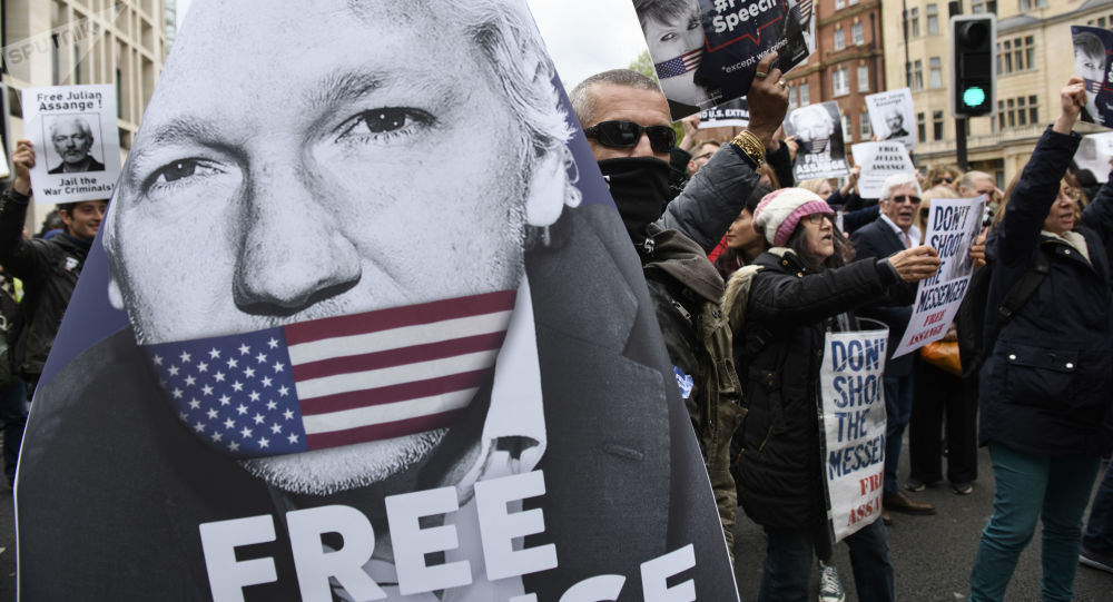 London Court Sets Dates for Assange Extradition Hearings