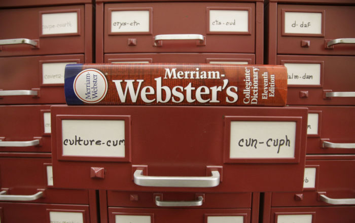 Merriam-Webster to Update Dictionary Definition of Racism After Public Request