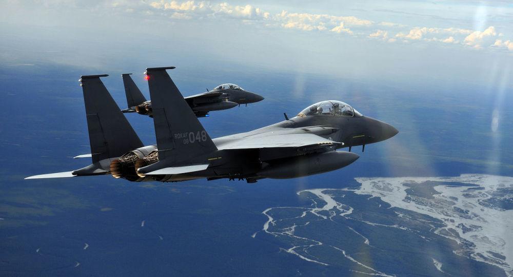 F-15 Republic of Korea Air Force