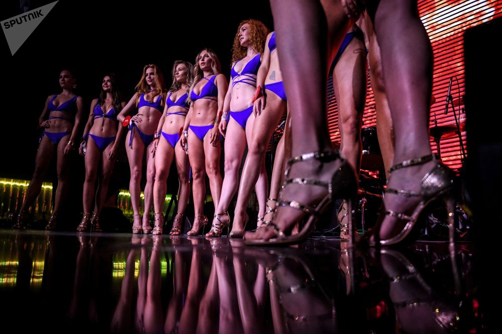 Some Like It Hot: Miss MAXIM 2019 Beauty Pageant