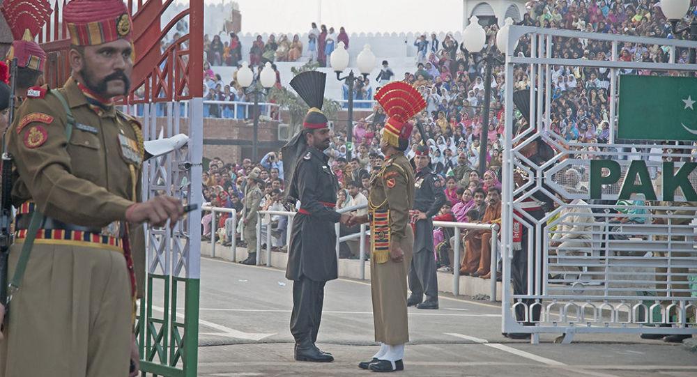 India Pakistan Border Wagha