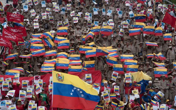 Brussels Summons Venezuela's Ambassador to EU After Maduro Expels Bloc's Envoy