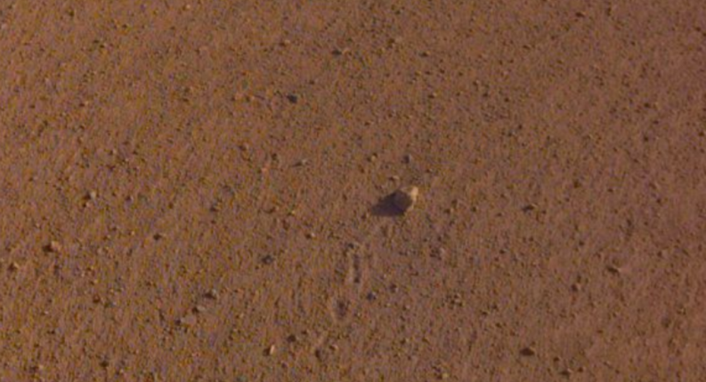 NASA Cleverly Names Martian Rock After The Rolling Stones