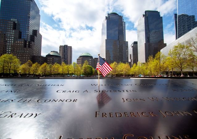 National Memorial and Museum of 11 September attack in New York.