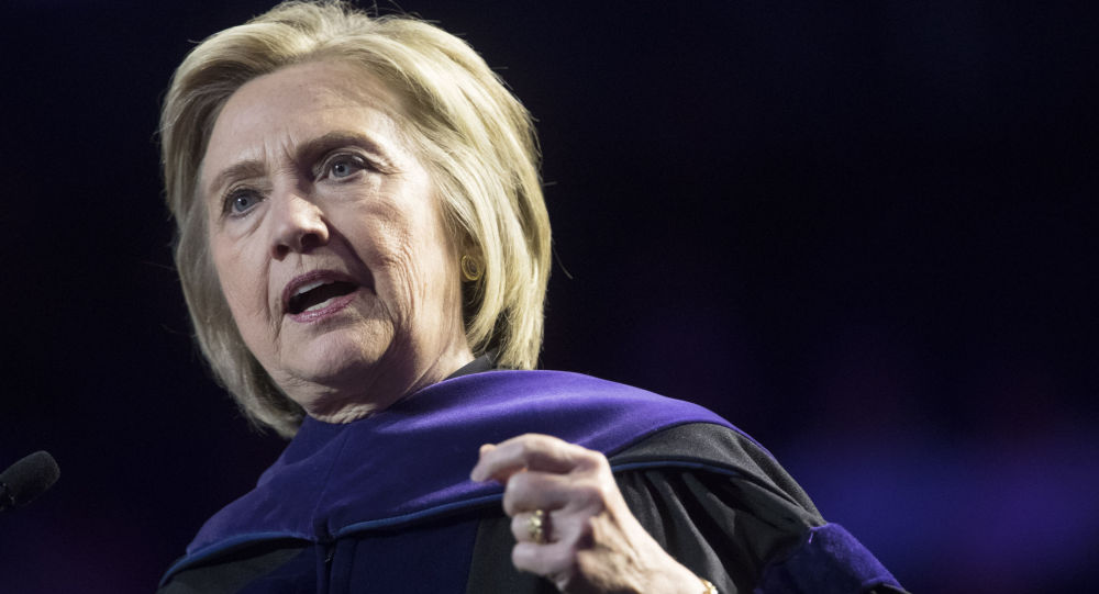 Presumption of Guilt? Clinton Claims Only Way to Acquit Trump is Via Aid From Accomplices in Jury