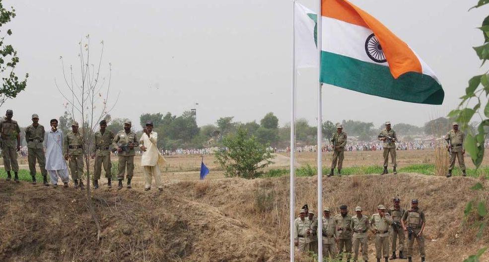 Baba Chamliyal Mela at Indo-Pak international Border, near Jammu