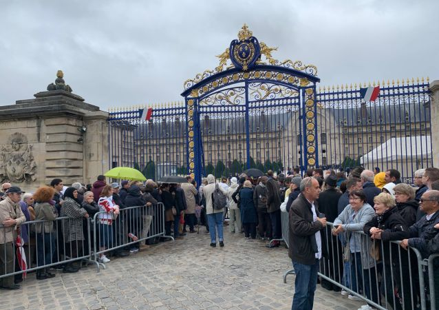 Décès de Jacques Chirac: une cérémonie populaire pour rendre hommage à l'ancien Président français se tient à Paris