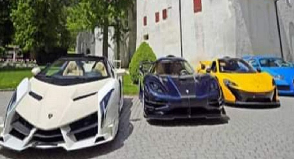 An auction house in Switzerland is set to sell at least 25 deluxe class vehicles including Ferraris, Rolls-Royces and Lamborghinis that Swiss authorities seized from the son of Equatorial Guinea's president over the corruption probe.