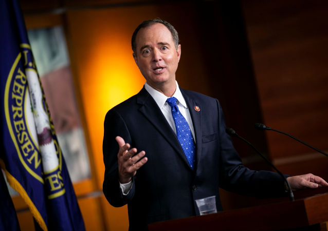 U.S. House Intelligence Committee Chairman Adam Schiff (D-CA) speaks during a news conference about impeachment proceedings at the U.S. Capitol in Washington, U.S., September 25, 2019