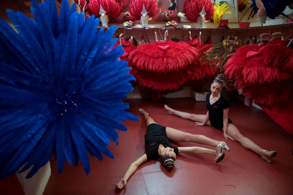 Welcome to Moulin Rouge: Backstage at Most Popular Cabaret in the World
