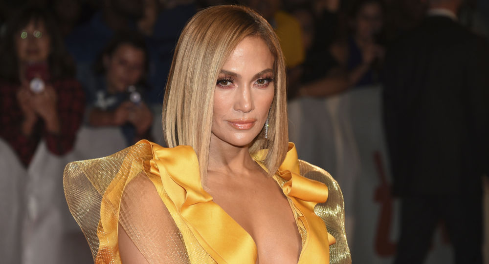 Jennifer Lopez attends the premiere for Hustlers on day three of the Toronto International Film Festival at Roy Thomson Hall on 7 September 2019, in Toronto