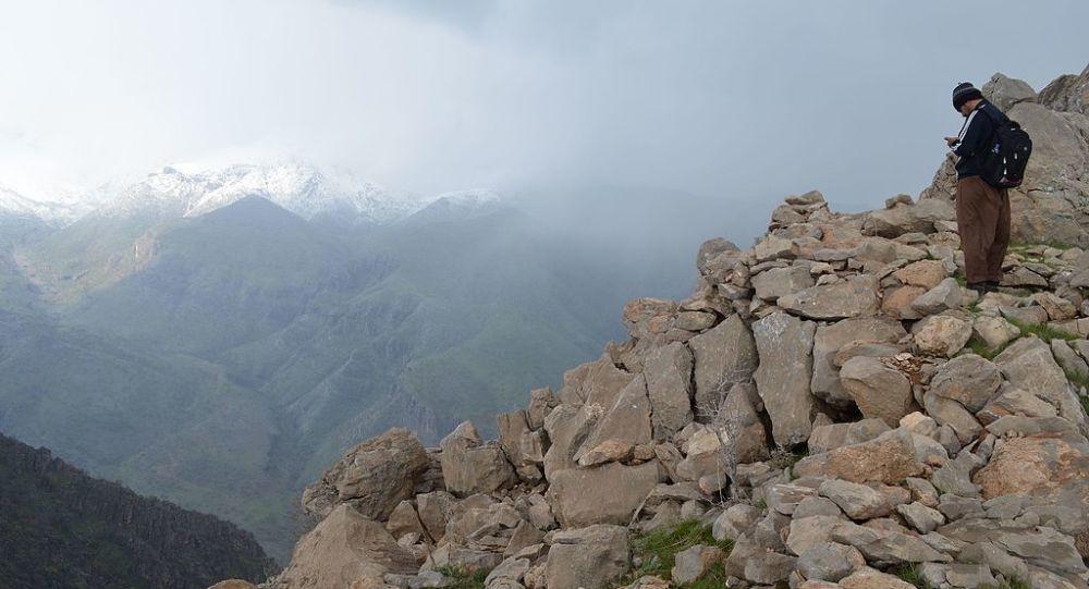 Qandil mountain, Hajiawa, Kurdistan- Iraq