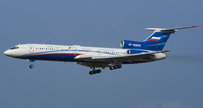 Tu-154M-Lk-1 Russian Air Force (Open Skies)
