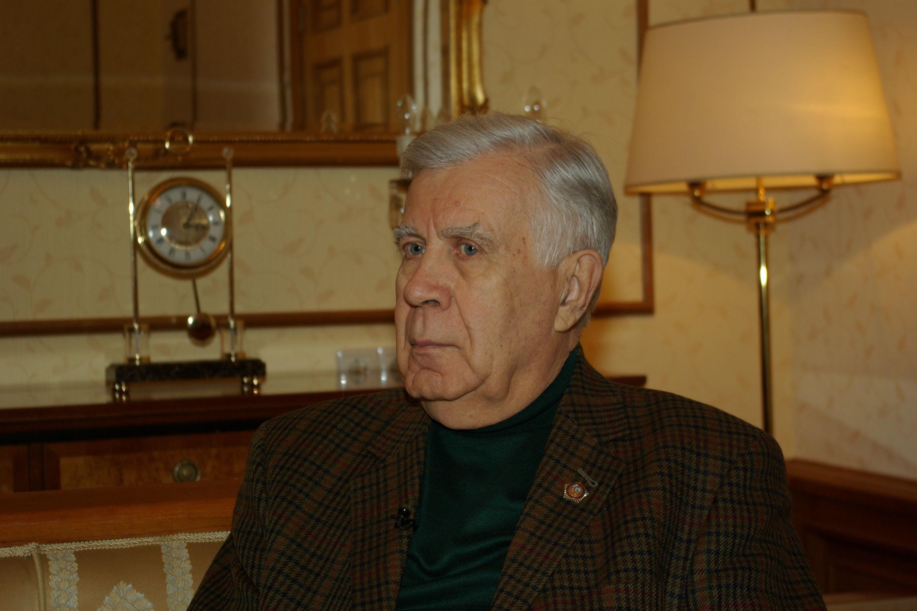 Oberst a.D. Witali Korotkow