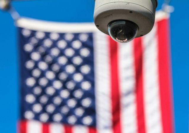 American surveillance