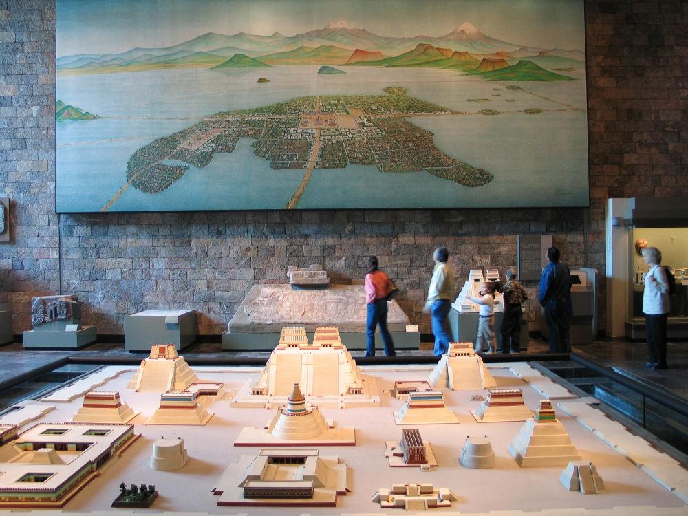 Tenochtitlan Model