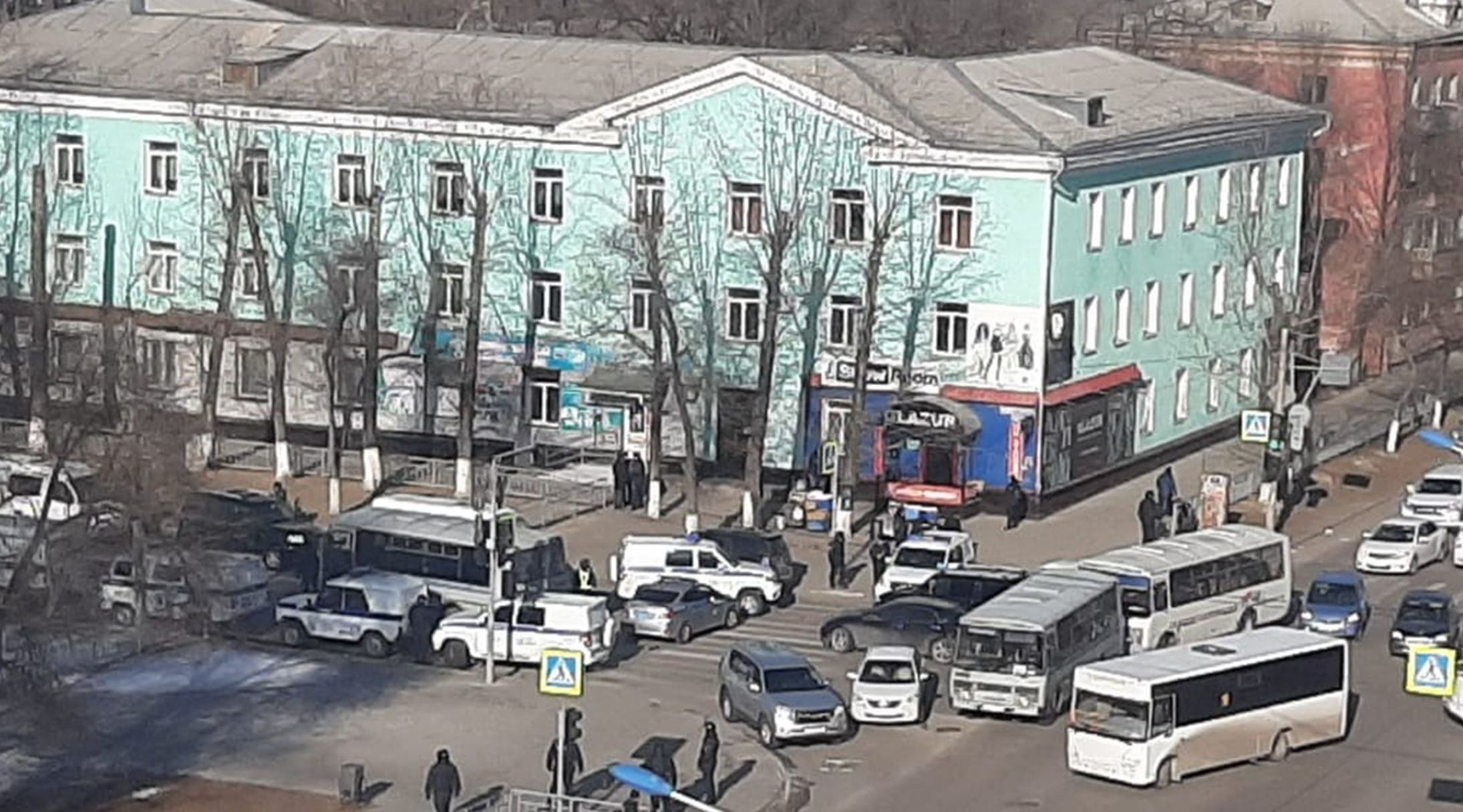 Shooting Attack in Blagoveshchensk, Russia