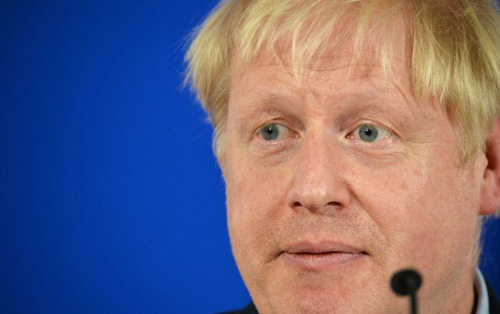 Boris, Close UK Down!