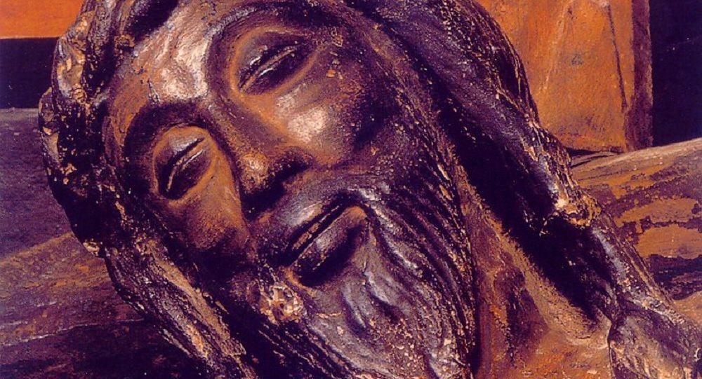 Smiling Christ