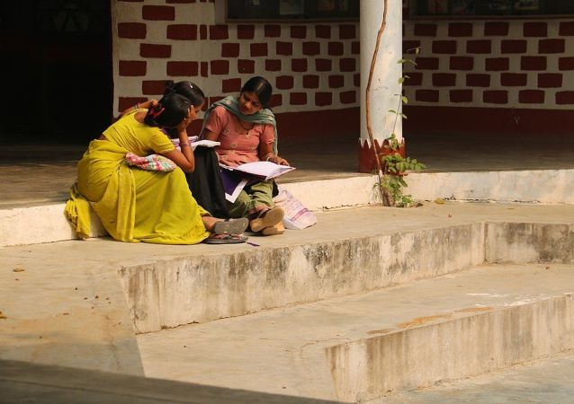 Womans in Navjyoti India Foundation