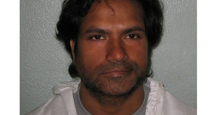 Ramanodge Unmathallegadoo, who will be jailed for life for murdering his ex-wife with a crossbow