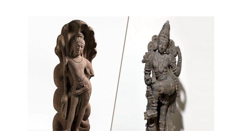 Indian artefacts
