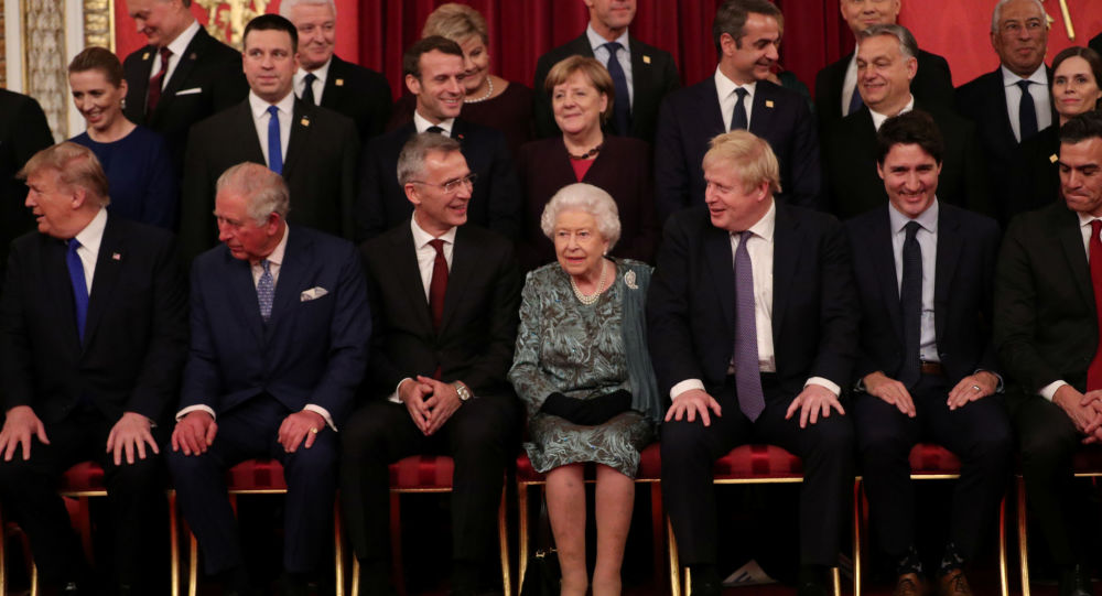 Princess snubs Donald Trump at North Atlantic Treaty Organisation meeting