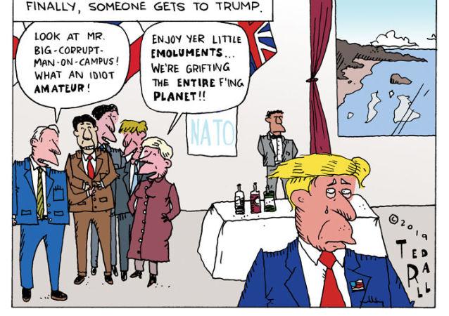 Buckingham Bullies