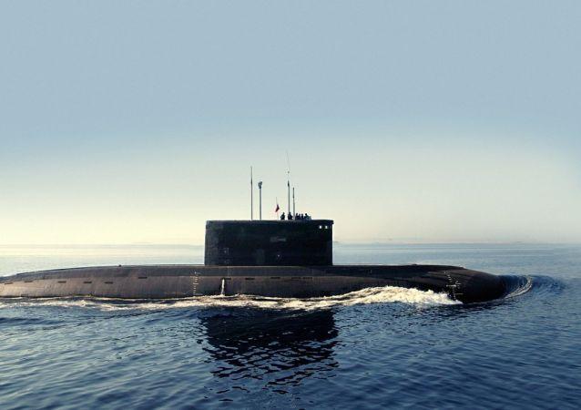 Project 636 submarine