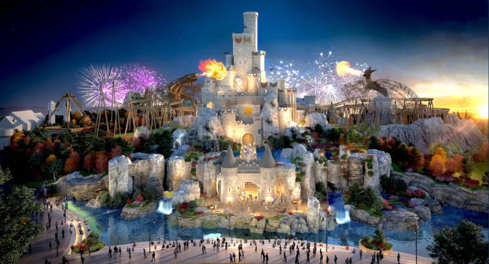 The London Resort concept