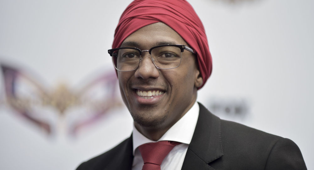 Nick Cannon attends The Masked Singer FYC event at Westfield Century City on Tuesday, June 4, 2019, in Los Angeles