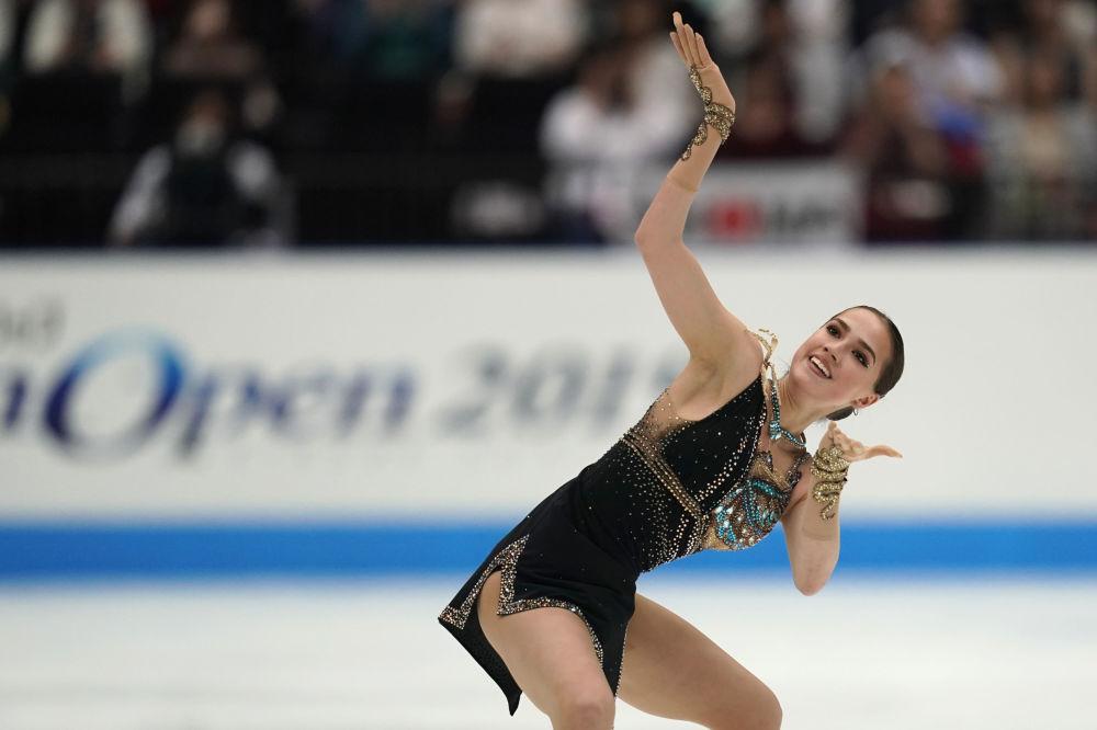 From Don Quixote's Kitri to Cleopatra: Figure Skating Prodigy Alina Zagitova's Many Roles